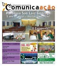 Fevereiro - Paróquia São Luiz Gonzaga – Arquidiocese de ...