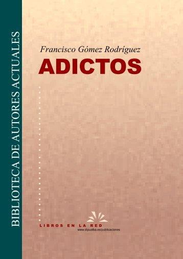 adictos - Diputación Provincial de Albacete