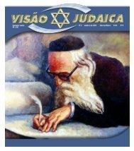 Visão Judaica - outubro de 2002 Chesvan / Kislev 5763