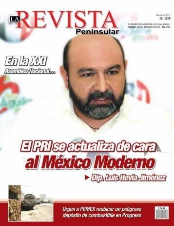 Edición 08/03/2013 - La revista Peninsular