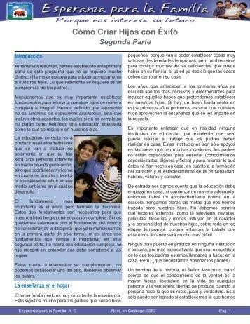 Adobe Acrobat - Esperanza para la Familia