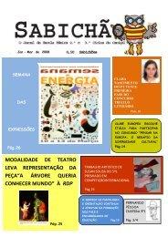 Jornal 2º Período - Secretaria Regional de Educação
