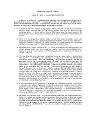 DIVÓRCIO E NOVO CASAMENTO Wilbur (Dr ... - Monergismo