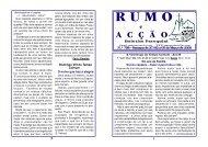 Rumo e Acção N.º 798 - Junta de Freguesia de Curvos