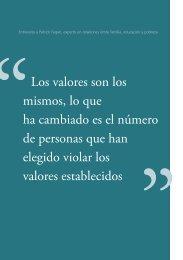 Los valores son los mismos, lo que ha cambiado es el ... - IEEM