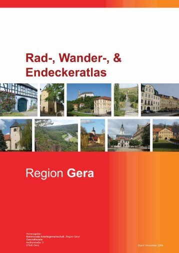 Entdeckeratlas - Stadt Gera