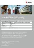 Ausbildung bei Würth  - Seite 3