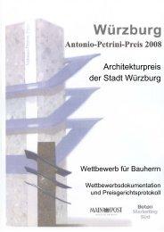 Architekturpreis der Stadt Würzburg