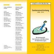 Seniorenvertretung - Stadt Würzburg
