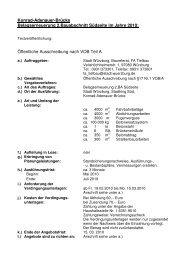Konrad-Adenauer-Brücke Belagserneuerung 2 ... - Stadt Würzburg