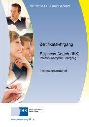 Download Infom._Business_Coach.pdf - IHK Würzburg-Schweinfurt