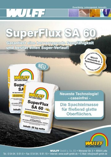 SuperFlux SA 60 - bei WULFF