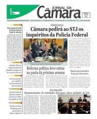Jornal da Câmara- dia 23 de maio - Câmara dos Deputados