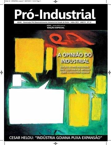 Pró-Industrial - adial
