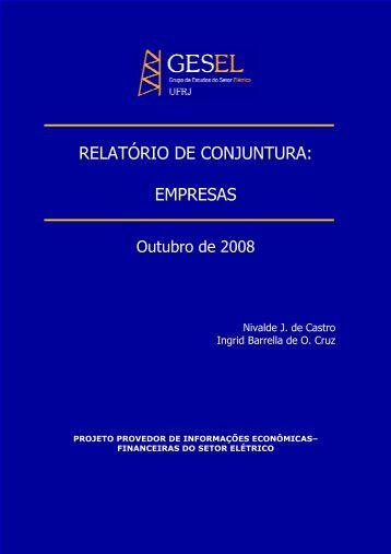empresas - Nuca - UFRJ