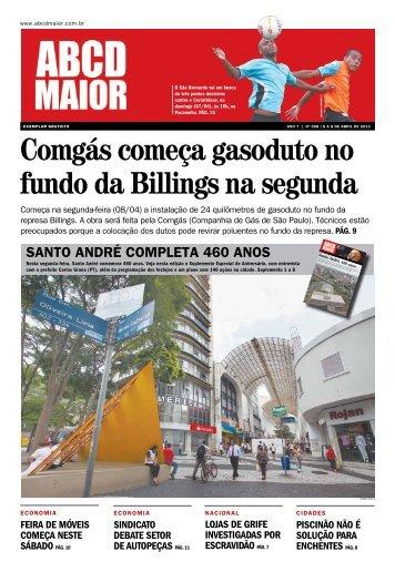 06/04/2013 - Ano 07 - Nº 558 - ABCD Maior
