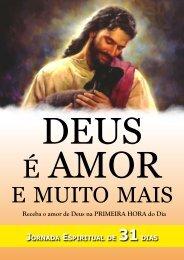 Receba o amor de Deus na PRIMEIRA HORA do Dia JORNADA ...