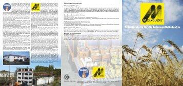 Industrie Lebensmittel - Wunsch Öle GmbH