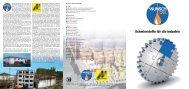 Industrie Uebersicht -  Wunsch Öle GmbH