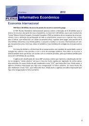16/03/2012 - Plena Consultoria de Investimentos