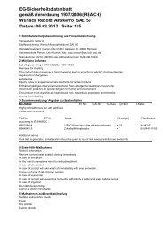 Wunsch Record Antikorrol SAE 50 Datum - Wunsch Öle GmbH