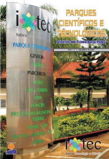 Parques Tecnológicos - Indesi