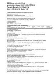 Wunsch Schleifmittel KSAB-KL Datum: 06.02.2013 Seite: 1/4 EG ...