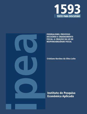 IPEA.pdf - José Roberto Rodrigues Afonso