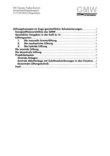 """""""Lüftungskonzepte"""" im Format PDF - Stadt Wuppertal"""