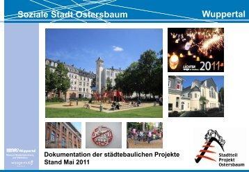 Dokumentation Soziale Stadt Ostersbaum - Stadt Wuppertal