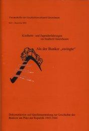 Als der Bunker swingte (36MB) - Stadt Wuppertal