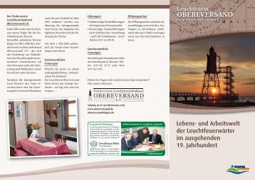 Turmprospekt zum Herunterladen - Förderverein ...