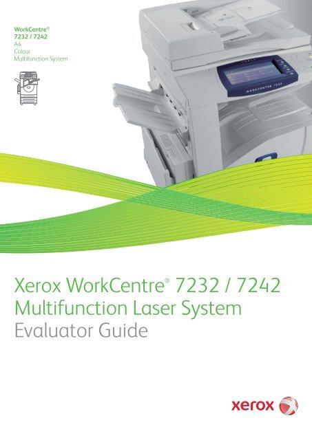 XEROX WORKCENTRE 7232 PCL6 TREIBER WINDOWS XP