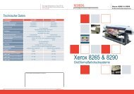 Xerox 8265 & 8290