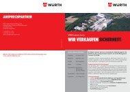 PRESSEBLATT NEU.indd - Würth Industrie Service GmbH & Co. KG