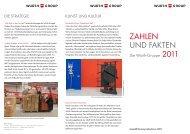 ZaHLeN UnD FAKtEn 2011 - Adolf Würth GmbH & Co. KG