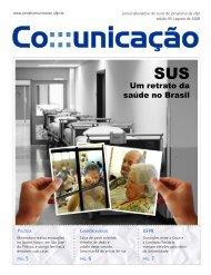 SUS - comunicação, UFPR - Universidade Federal do Paraná