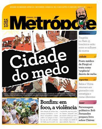 política - Jornal da Metrópole