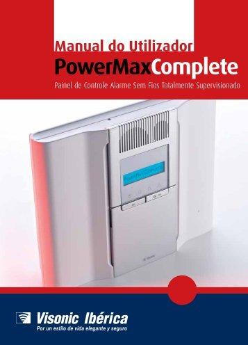PowerMaxComplete - Visonic