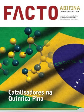 Catalisadores na Química Fina - Abifina