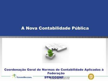 Evento TCE GO - A Nova Contabilidade Pública