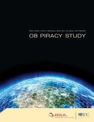 08 PIRACY STUDY - Business Software Alliance