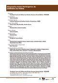 Diagnóstico social de Senhora da Penha – MG (2011) - Ibase - Page 3