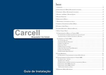 Manual SelfTrack.indd - Bloqueador Carcell