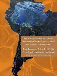 Rede Pan-Amazônica de Ciência, Tecnologia e Inovação em Saúde