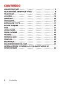 Manual do aparelho Arquivo PDF - Claro - Page 6