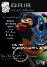 Revista Digital GRIS Edição Abril de 2008 - Sobre o GRIS - UFRJ