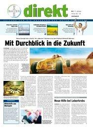 Mit Durchblick in die Zukunft - Wuppertal - Bayer