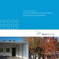 Broschüre Data Net Modul 08-2010.indd - Yello NetCom GmbH