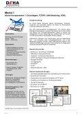 Fachseminare Netzwerktechnik 2011/2012 - Yello NetCom GmbH - Page 5